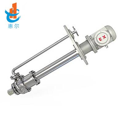 HYC無泄漏磁力驅動液下泵