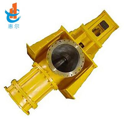 FGL高溫熔鹽立式軸流泵