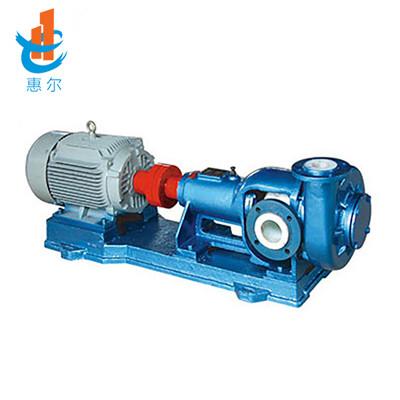HFM-1型單級耐腐耐磨后吸式壓濾機泵