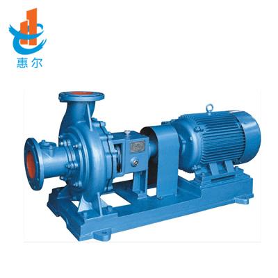 WJ型無堵塞紙漿泵