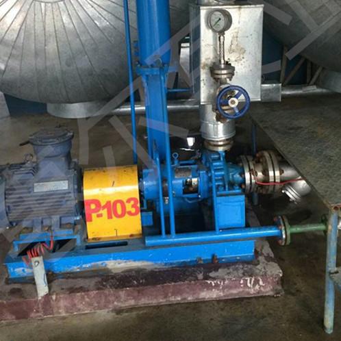 ZE石油化工泵用于中石化280°二氯苯和三氯苯等有机溶剂