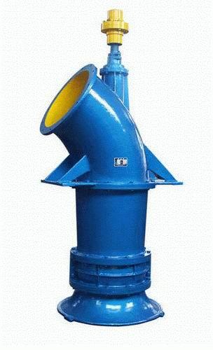 立式轴流泵工作原理—动画演示