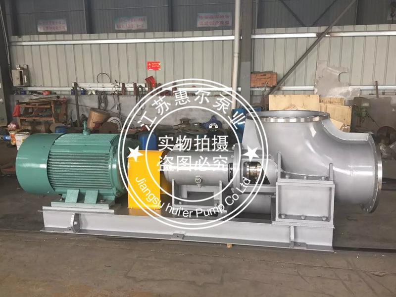 弯头式强制循环泵_高效节能轴流泵