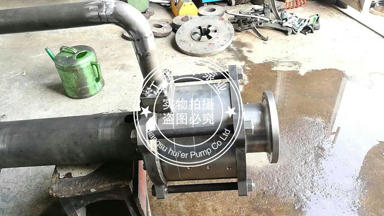 多级液下泵价格照片