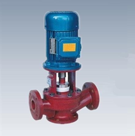 SL型酚醛玻璃钢管道泵