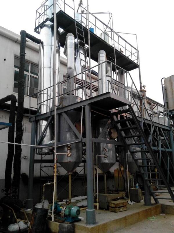 应城武瀚有机-硫酸钠MVR蒸发器配套