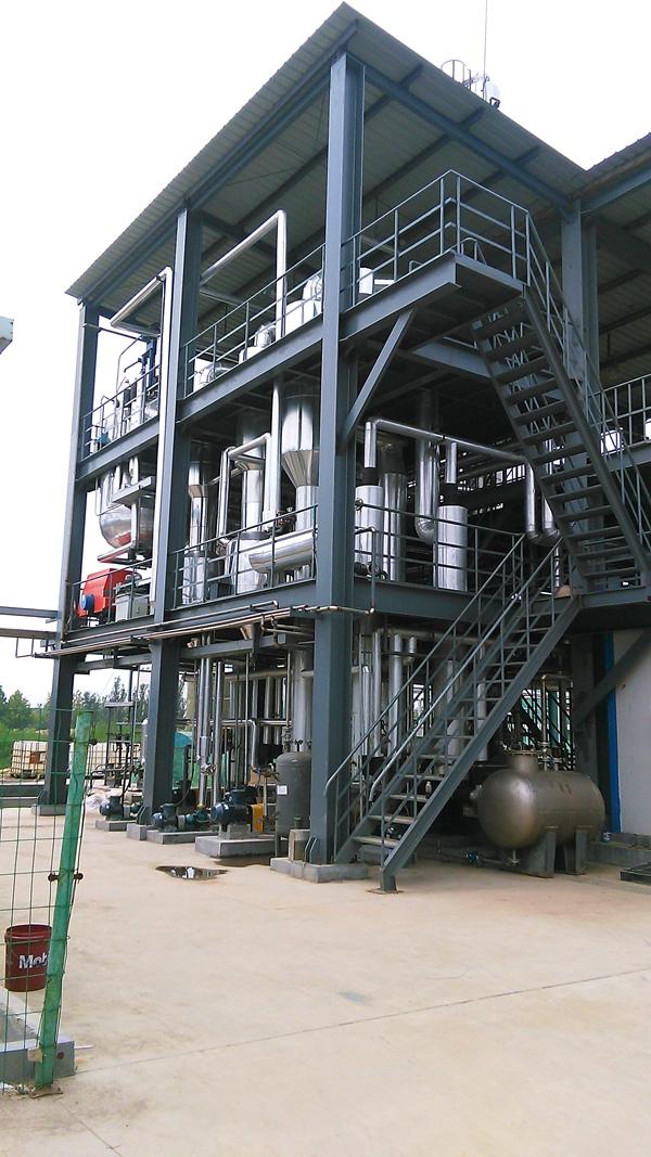 制药废水蒸发器配套泵