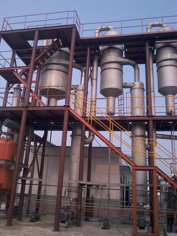 氯化钠三效蒸发器配套