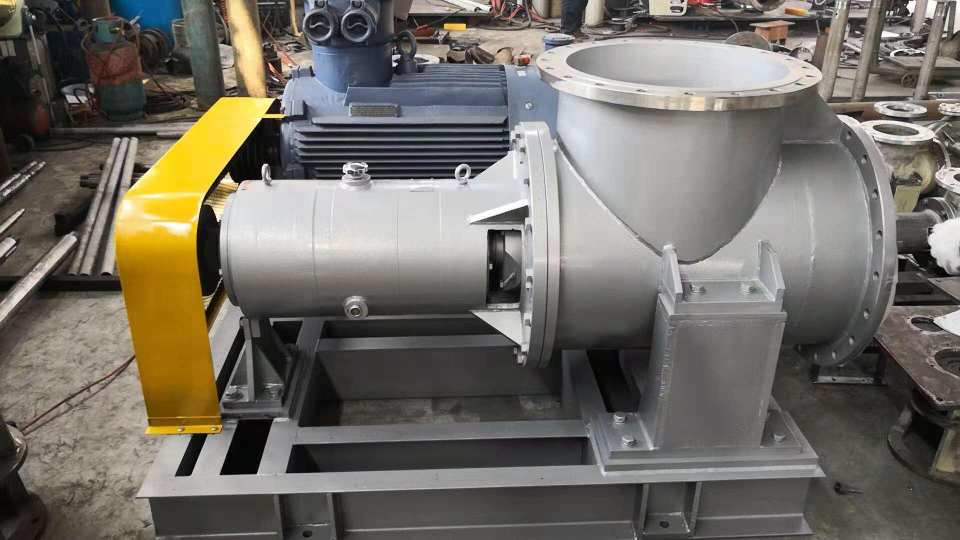 山东招远蒸发器配套泵类设备