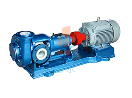 HFM-1型单级耐腐耐磨后吸式压滤机泵