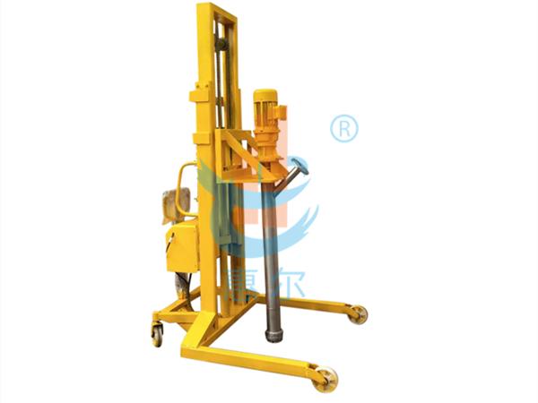 HL立式螺杆液下泵