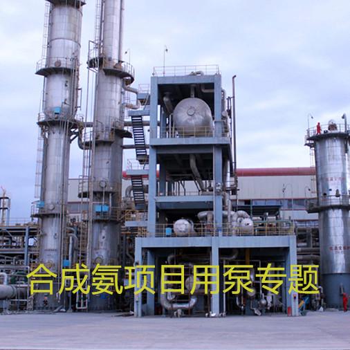 合成氨工程项目用泵