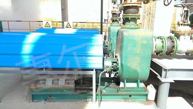 自吸化工泵用于煤化工污水输送