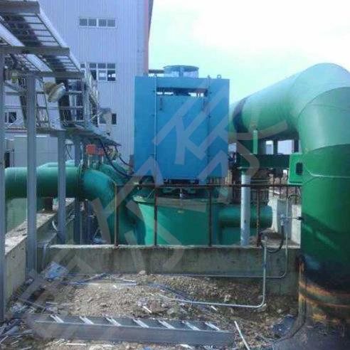 高压大功率无密封自控自吸泵用于钢铁厂旋流井循环水提升