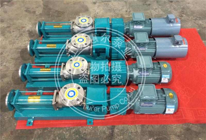 HLG长导程螺杆泵厂家_价格_实拍照片