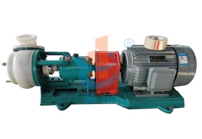 FSB稀酸泵,用于温州某工程设备公司