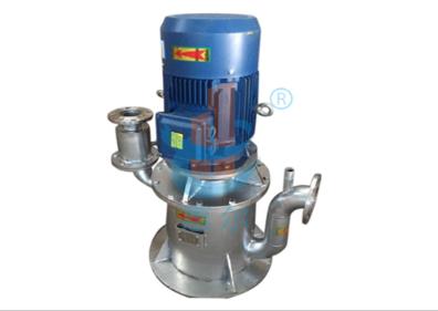 WFB型中和池排水泵,用于江苏某机械制造公司
