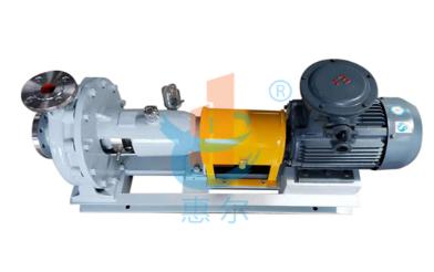 CZ型反渗透清洗水泵,用于江苏某机械制造公司