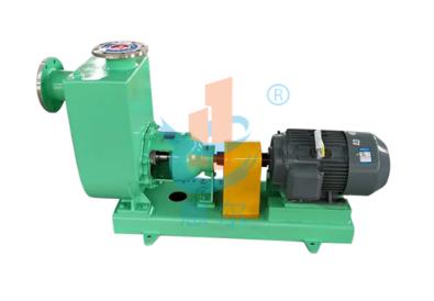 ZH型调节池自吸泵,用于安徽某电泵公司