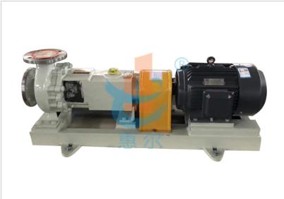HJ型低放废液转运泵,用于江苏某机电公司