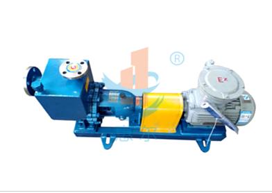 ZX离心式自吸泵,用于安徽某电泵公司